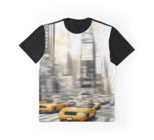 City-Art TIMES SQUARE I Graphic T-Shirt