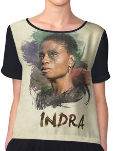 Indra - The 100 Chiffon Top