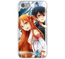 SAO - Sword Art Online - Kirito & Asuna iPhone Case/Skin