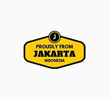 Proudly From Jakarta Indonesia Unisex T-Shirt