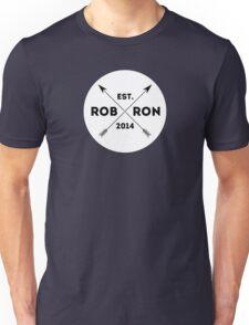 Robron Est. 2014 (big centre design) - TEES & HOODIES Unisex T-Shirt