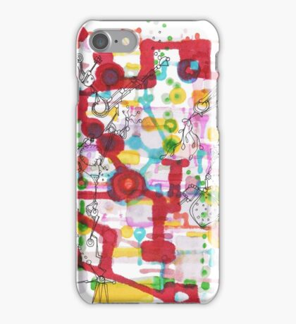 Learning Circuit iPhone Case/Skin