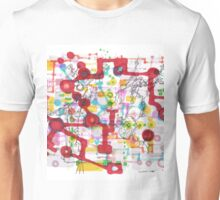 Learning Circuit Unisex T-Shirt