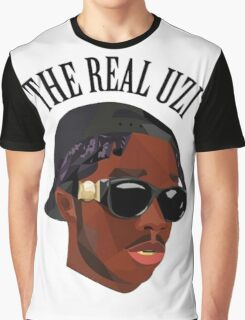 THE REAL UZI Graphic T-Shirt