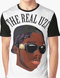 THE REAL UZI Graphic T-Shirt