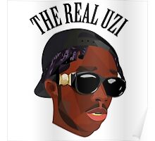 THE REAL UZI Poster