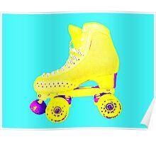 Roller Skate Poster