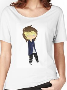 EMO- Boy band  Women's Relaxed Fit T-Shirt