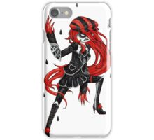 EMO- Sharp Claws iPhone Case/Skin