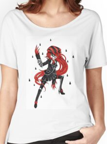 EMO- Sharp Claws Women's Relaxed Fit T-Shirt