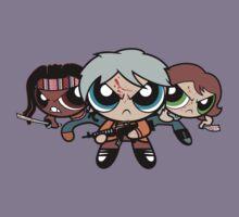 The Walkerpuff Girls Kids Tee