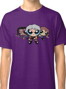 The Walkerpuff Girls Classic T-Shirt