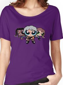 The Walkerpuff Girls Women's Relaxed Fit T-Shirt