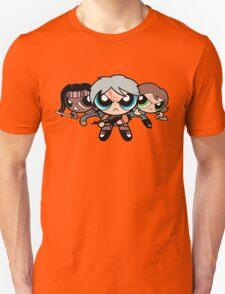 The Walkerpuff Girls Unisex T-Shirt