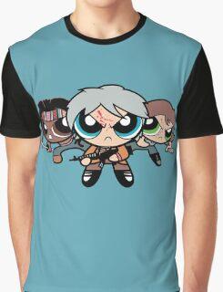 The Walkerpuff Girls Graphic T-Shirt