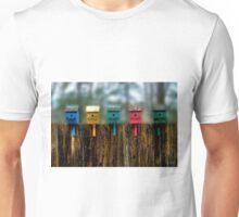 Birdhouse Vignette Unisex T-Shirt