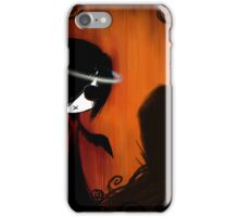 EMO- Angel In Disguise Halo iPhone Case/Skin