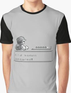 wild badass Graphic T-Shirt