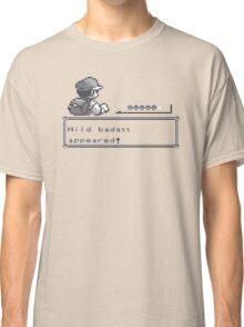 wild badass Classic T-Shirt