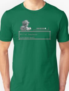 wild badass Unisex T-Shirt