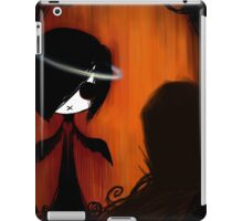 EMO- Angel In Disguise Halo iPad Case/Skin