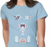 Treasure Hunter Womens Fitted T-Shirt