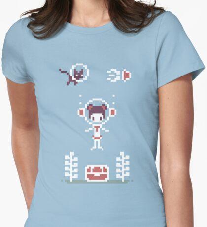 Treasure Hunter Womens Fitted T-Shirt