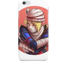 Sheik iPhone Case/Skin