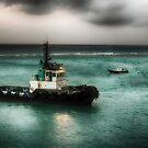 Port Authority - Good Morning Aruba  by ArtbyDigman