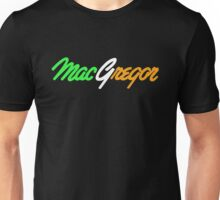 Conor McGregor UFC Unisex T-Shirt