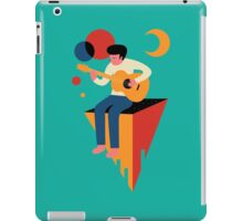 Peaceful solo iPad Case/Skin