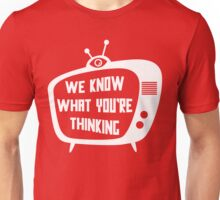 Propaganda 1984 Inspired T Shirt Unisex T-Shirt