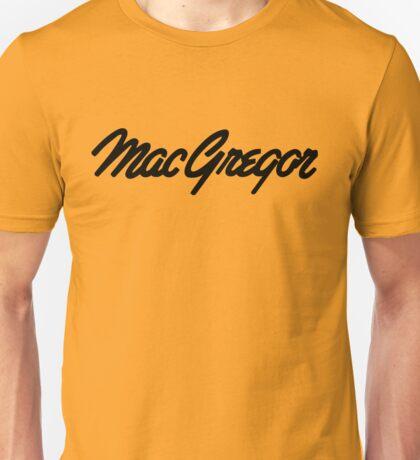 Conor McGregor UFC Unisex T-Shirt