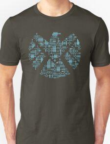 Alien Agents Unisex T-Shirt