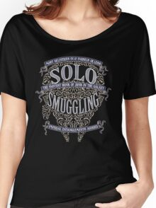 Solo Smuggling - Dark Women's Relaxed Fit T-Shirt