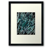 Elasticity Framed Print