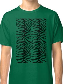 Zebra Stripes Classic T-Shirt