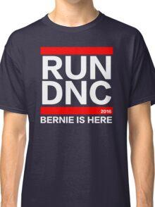 RUN DNC - Bernie Sanders parody shirt Classic T-Shirt