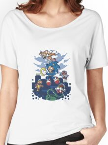 Super Sonic Bros Women's Relaxed Fit T-Shirt