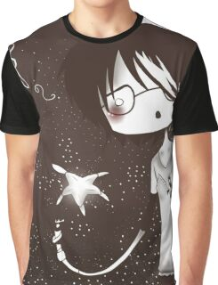 EMO- Wish Upon A Star Graphic T-Shirt