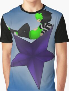 EMO- Chill And Relax Graphic T-Shirt