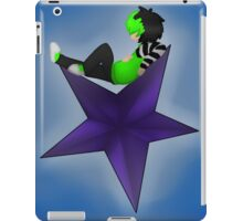 EMO- Chill And Relax iPad Case/Skin