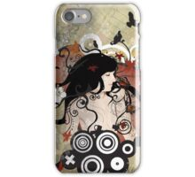 EMO- Blues Versus Jazz Music iPhone Case/Skin