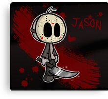 EMO- Jason Canvas Print