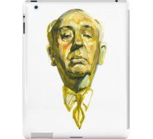 Sir Alfred Joseph Hitchcock iPad Case/Skin