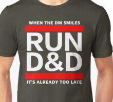 D&D Gamer - shirt Unisex T-Shirt
