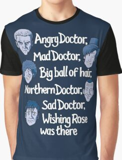 Angry Doctor Graphic T-Shirt