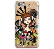 EMO- Music Is Love iPhone Case/Skin