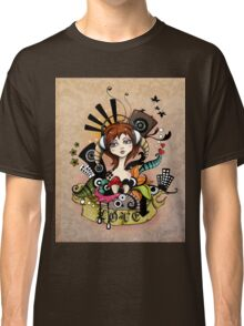 EMO- Music Is Love Classic T-Shirt