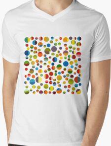 Found My Marbles Mens V-Neck T-Shirt